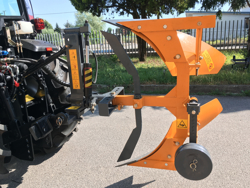hydraulic reversible plough for tractors drhp 35