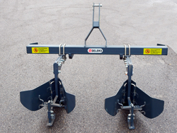 mounted ridger for tractor da 140