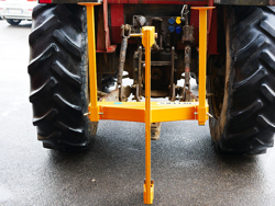 single tyne ripper for tractors mod dr 60