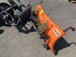 snowplow for tractor front end loaders ln 220 e
