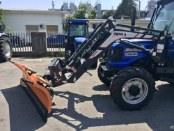 snowplow for tractor front end loaders ln 250 e