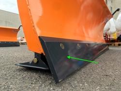 snow plow for cargo vans ln 175 j