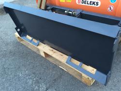 light snow plow for skid steer loaders lns 190 m