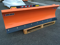snowblade for off road vehicles lns 210 m