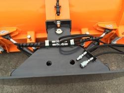 snowplough for wheel loaders ssh 04 3 0 w