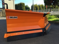 snowplow with 3 point linkage for tractor lnv 300 c
