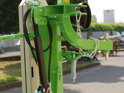 drum mower for tractor dfr 185h