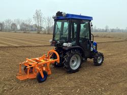 potato digger for tractors mod dpt 120