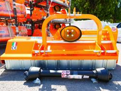 adjustable sideshift flail mower 140cm for 30 70hp tractors shredder mulcher leopard 140 sp