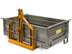 transport box for tractor t 1600