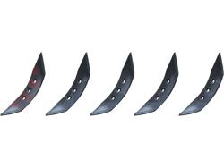 5 blades cultivator