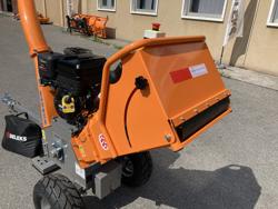 petrol chipper shredder dk 800 briggs amp stratton
