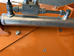 multi use sideshift mulcher for tractors volpe 120