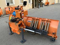 snow plow for cargo vans ln 250 j