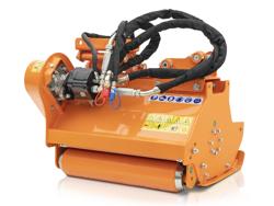 forestry mulcher of 80cm for mini excavators hydraulic shredder mod arh 80
