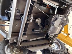 powered wheelbarrow ducar engine md 400