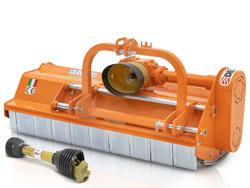 adjustable sideshift flail mower 160cm for 40 70hp tractors shredder mulcher leopard 160 sp
