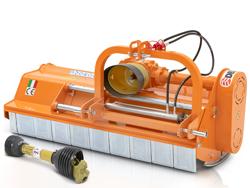 adjustable sideshift flail mower 140cm for 30 70hp tractors shredder mulcher leopard 140 sph