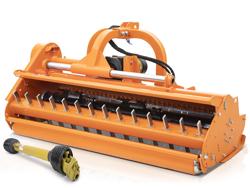 adjustable sideshift mower for tractors shredder mulcher toro 190