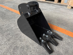 bucket for miniexcavator b 200