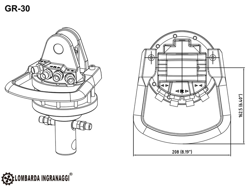 log-grapple-with-pendulum-rotator-dk-11-gr-30