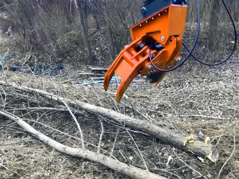 tree-shear-log-grapple-for-mini-excavators-cf-12h