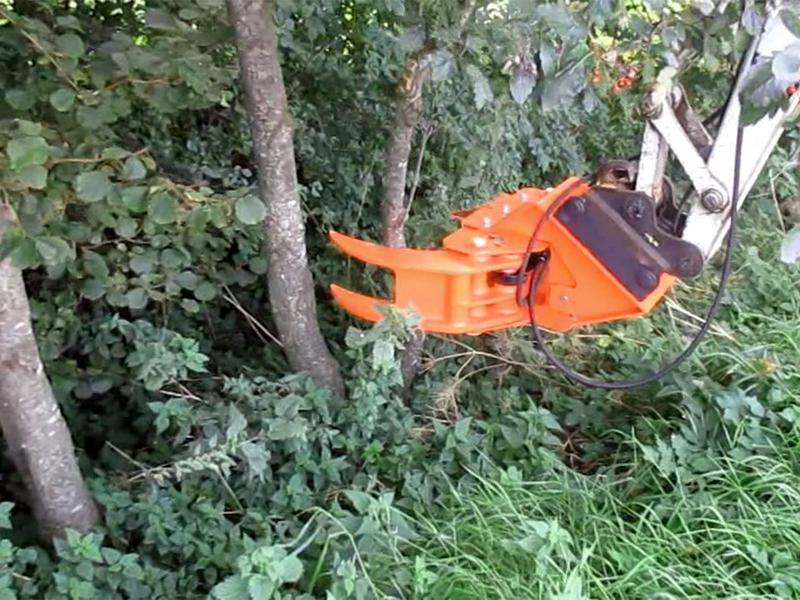 tree-shear-log-grapple-for-mini-excavators-cf-18h
