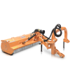 flail mower with arm multi purpose side flail mower for tractor