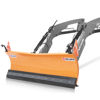 snow plows for tractor front loader with euro attachment deleks