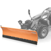 snow blades for merlo manitou telescopic handlers loaders deleks