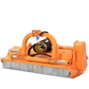 professional flail mower stalk chopper for tractor flail mower with hammers or knives heavy duty series