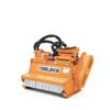 hydraulic shredder for mini excavator forestry mulcher