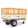 agricultural tipping trailers approved for tractor
